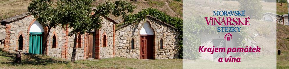 Moravian wine route